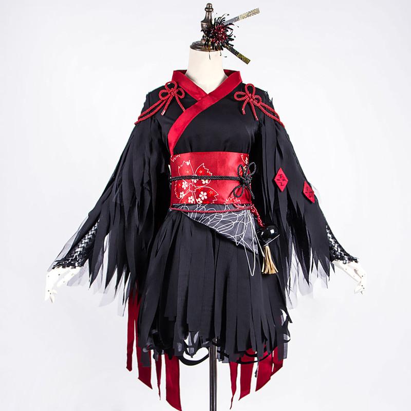 甲鉄城のカバネリOP EGOIST KOF コスプレ衣装