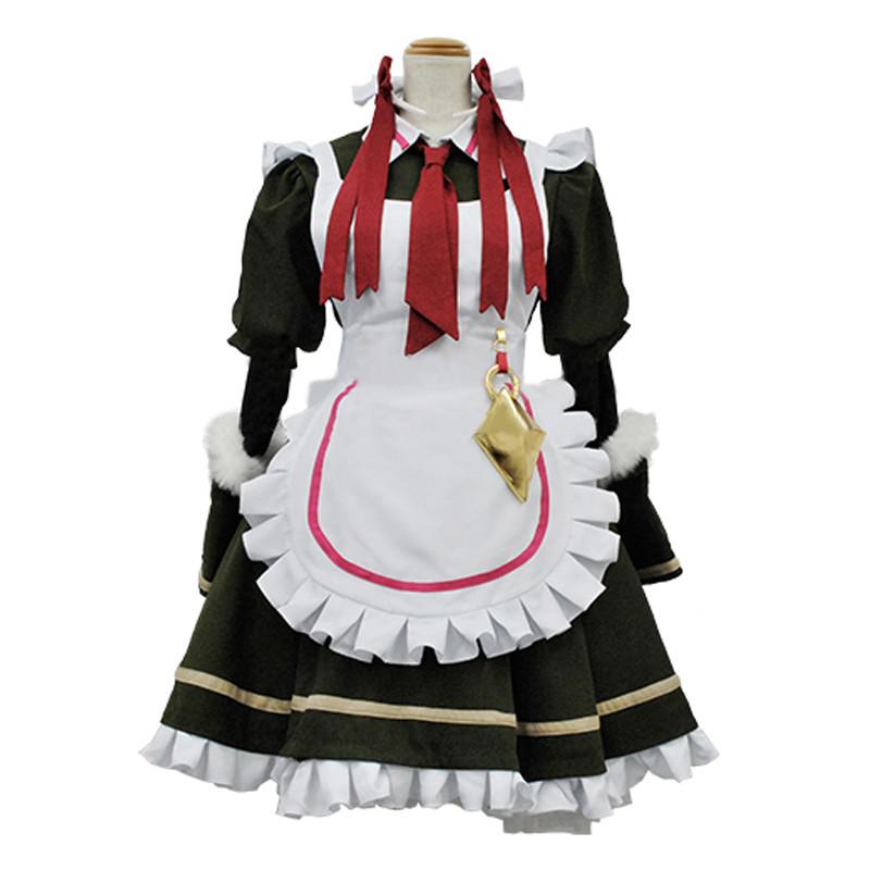 メルクストーリア 君寵の忠銃 ミーリャ コスプレ衣装