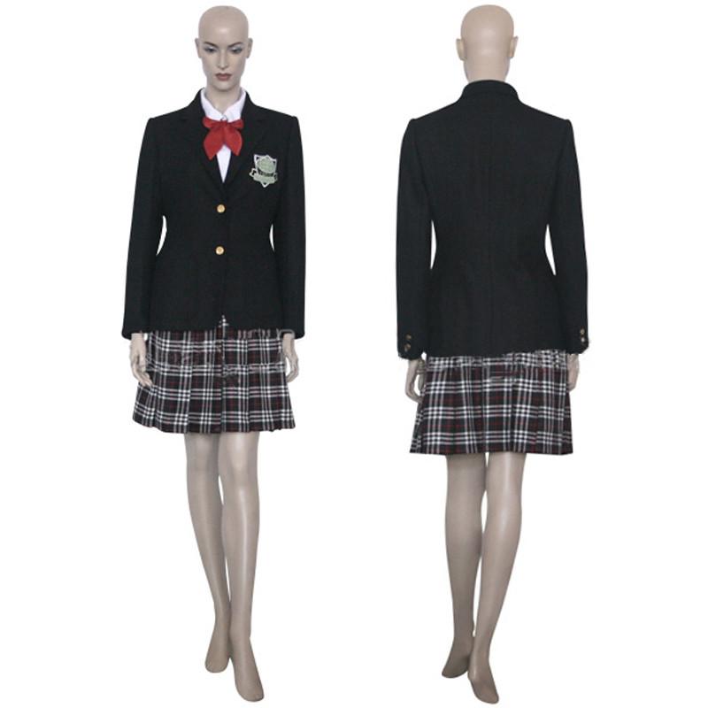 キル?ビル きるびる kill bill 制服 3セット 高校生服 イベント 仮装 コスプレ衣装
