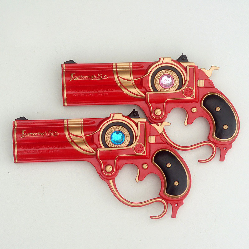 ベヨネッタ Bayonetta 魔女 コスプレ道具 武器 銃