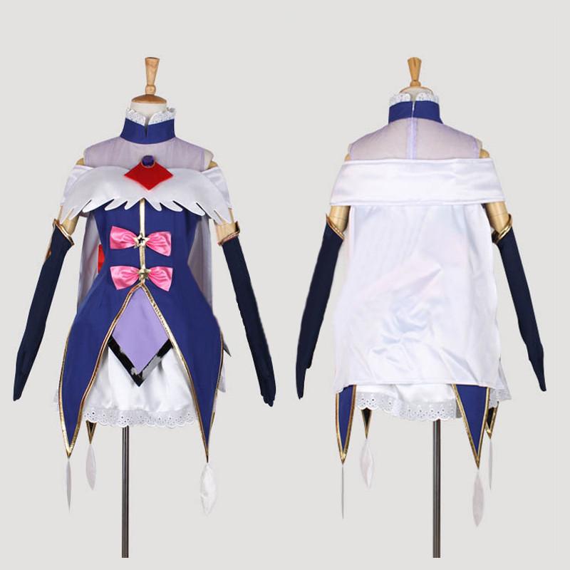 魔法つかいプリキュア!十六夜理子 リコ コスプレ衣装 新品