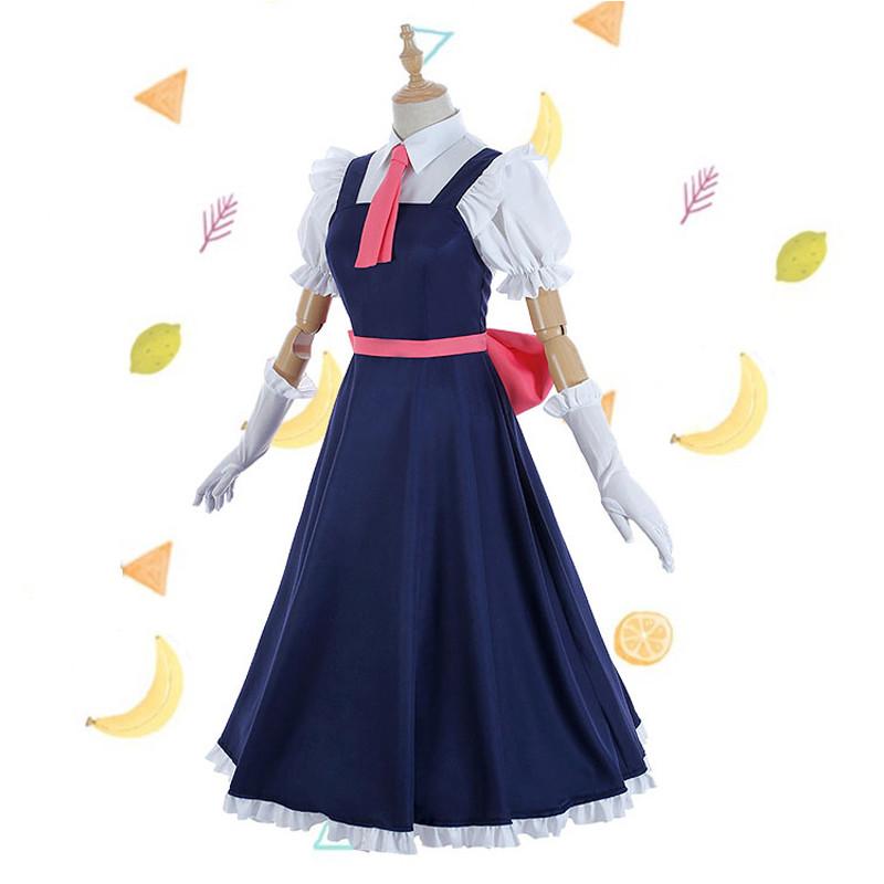 小林さんちのメイドラゴン トール メイド服 可愛いメイド服 コスチューム Cosplay イベント パーティー 変装