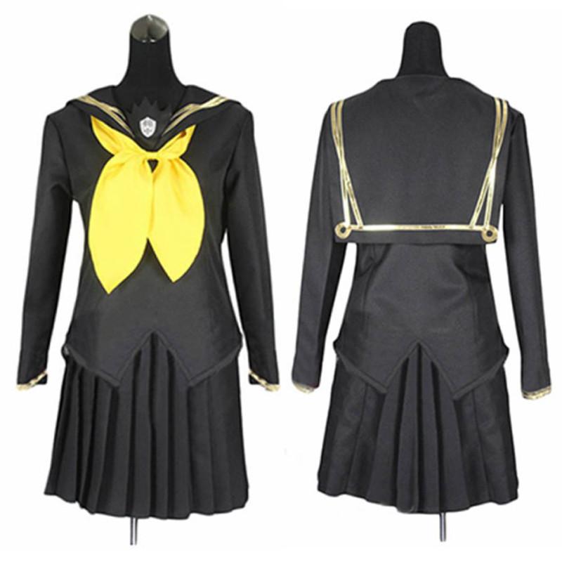 双星の陰陽師  化野紅緒(あだしの べにお) 制服 風  コスプレ衣装 オーダーメイド可能 人気商品