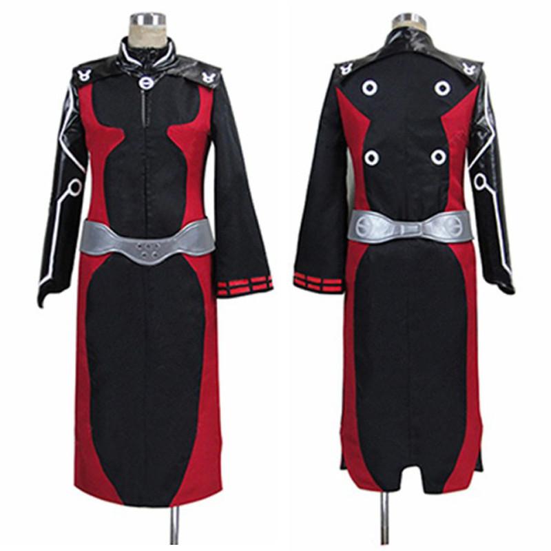 双星の陰陽師 焔魔堂ろくろ(えんまどう ろくろ) 風  コスプレ衣装 オーダーメイド可能 人気商品