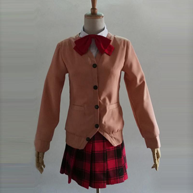 ガヴリールドロップアウト 天真 てんま ガヴリール ガヴ 美少女 堕天使 制服風 高校生 コスプレ衣装
