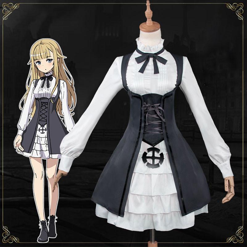 PrincessPrincipal 制服 プリンセス・プリンシパル コスプレ スカート