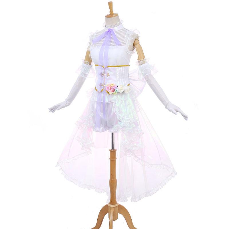 宝石の国 ダイヤモンド 同人花嫁衣装 ドレス