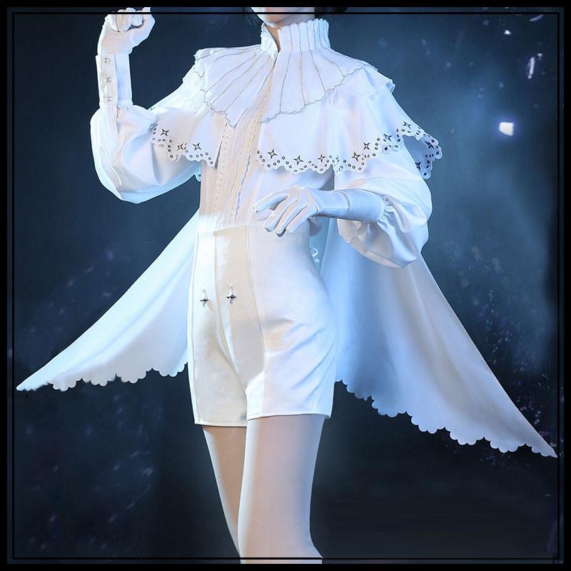 宝石の国 アンタークチサイト 真っ白な同人礼服