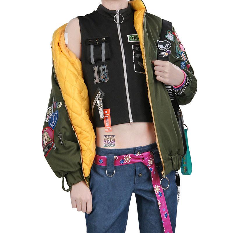 僕のヒーローアカデミア 緑谷出久 同人コスプレ衣装 雑誌風