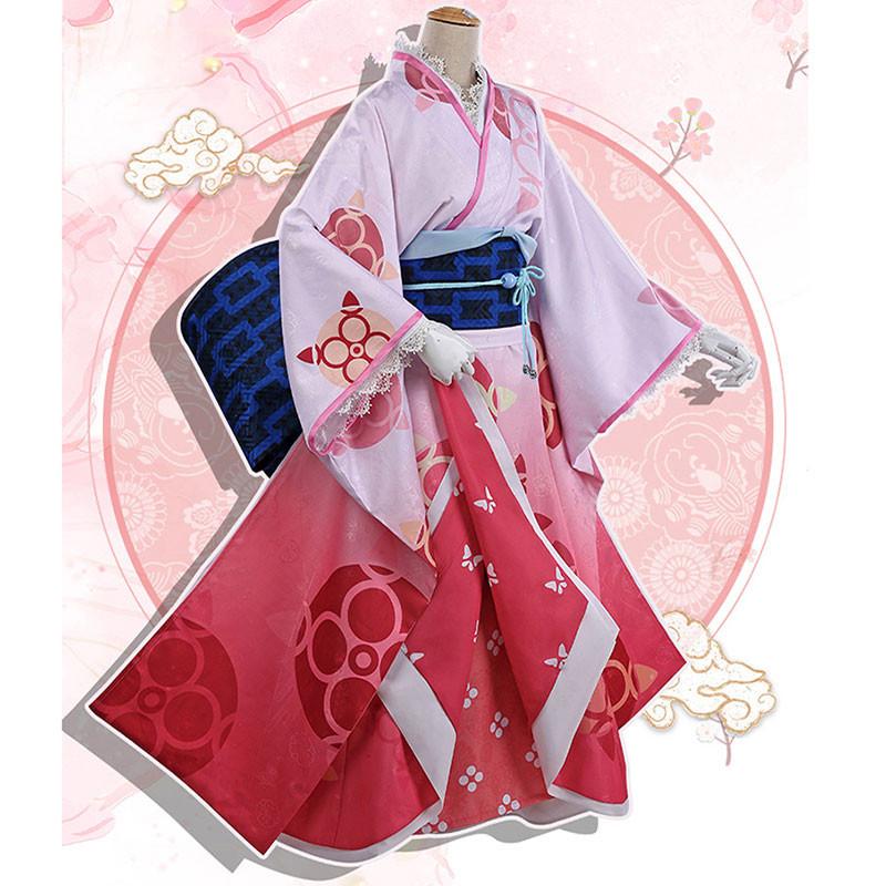 【予約商品】Re:ゼロから始める異世界生活 ラム 浴衣 ピンク