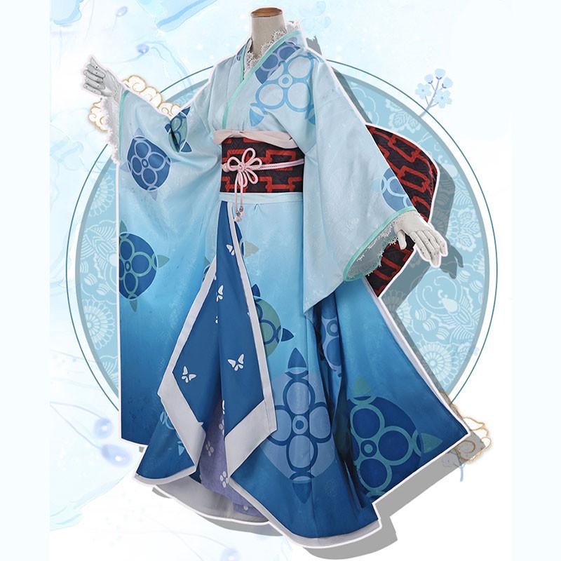 【予約商品】Re:ゼロから始める異世界生活 レム 浴衣 青色
