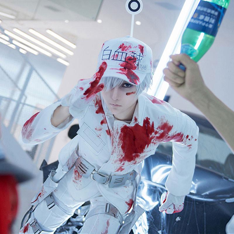 はたらく細胞 白血球 日常 コスプレ衣装