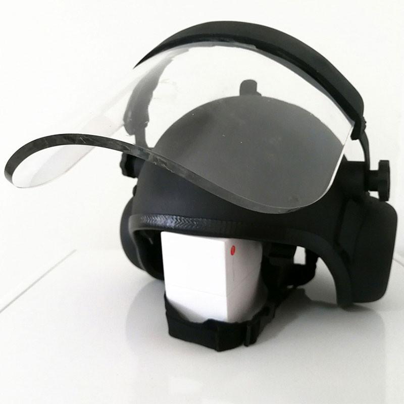 レインボーシックス シージ バンディット BANDIT IQ  コスプレ 兜 R6S 虹6