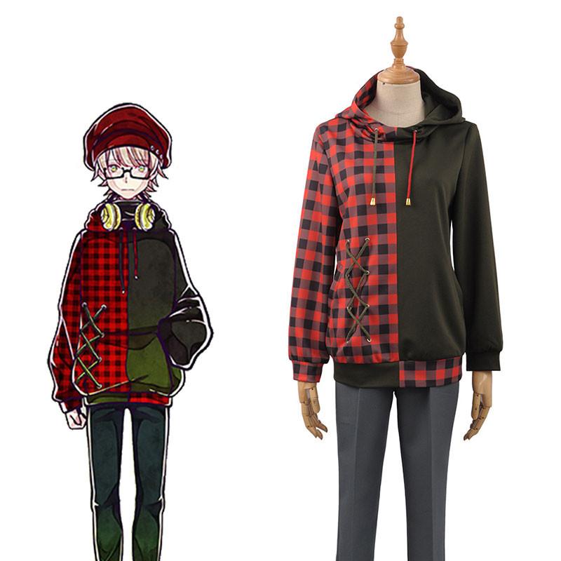 霜月ユキナリ 狼ゲーム コート コスプレ衣装