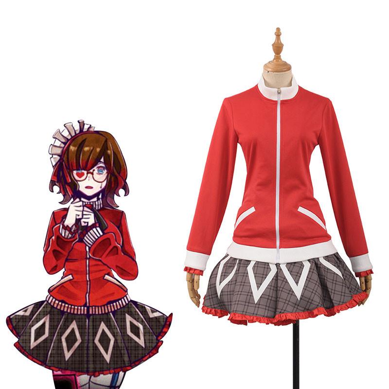 狼ゲーム 森ミサキ 女装 コート コスプレ衣装