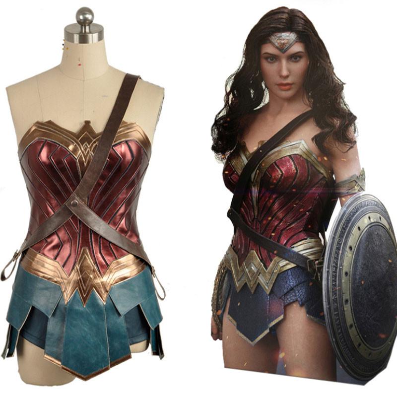 バットマン vs スーパーマン ワンダーウーマン  Batman v Superman  WonderWoman コスプレ衣装