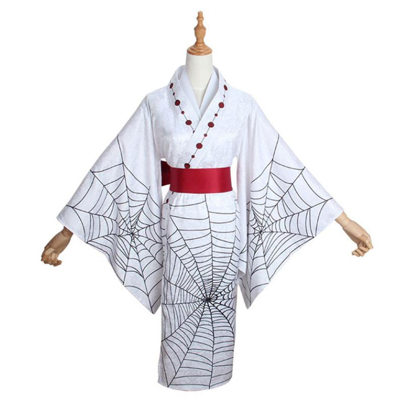 鬼滅の刄 コスプレ衣装 累 下弦の伍 和服 着物