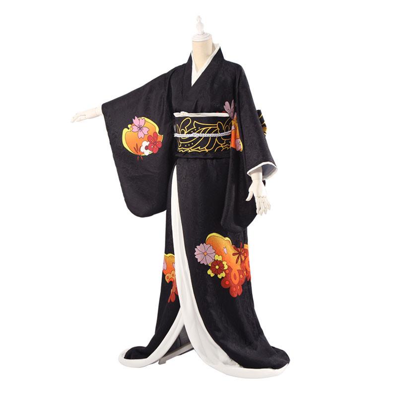 鬼滅の刃 鬼舞辻 無惨(きぶつじ むざん) 女装 コスプレ衣装 コスチューム