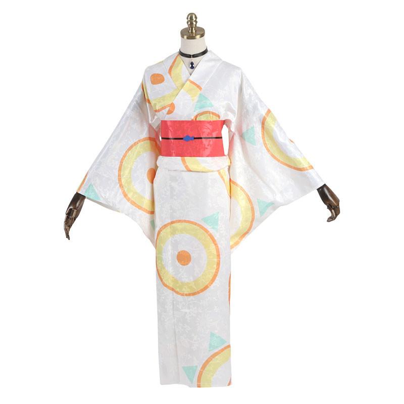 天気の子 天野陽菜 和服 着物 浴衣 コスプレ衣装