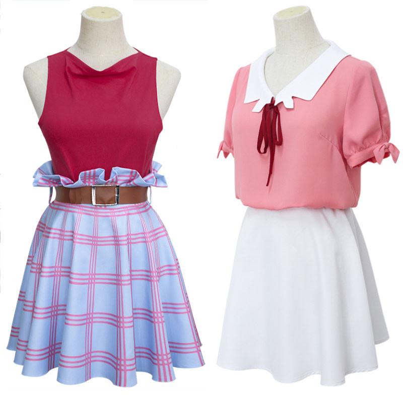 彼女、お借りします   水原千鶴 可愛 ドレス 日常服 コスチューム