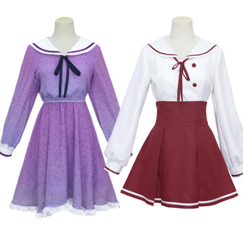 彼女、お借りします 桜澤墨 可愛 ドレス 日常服 コスチューム