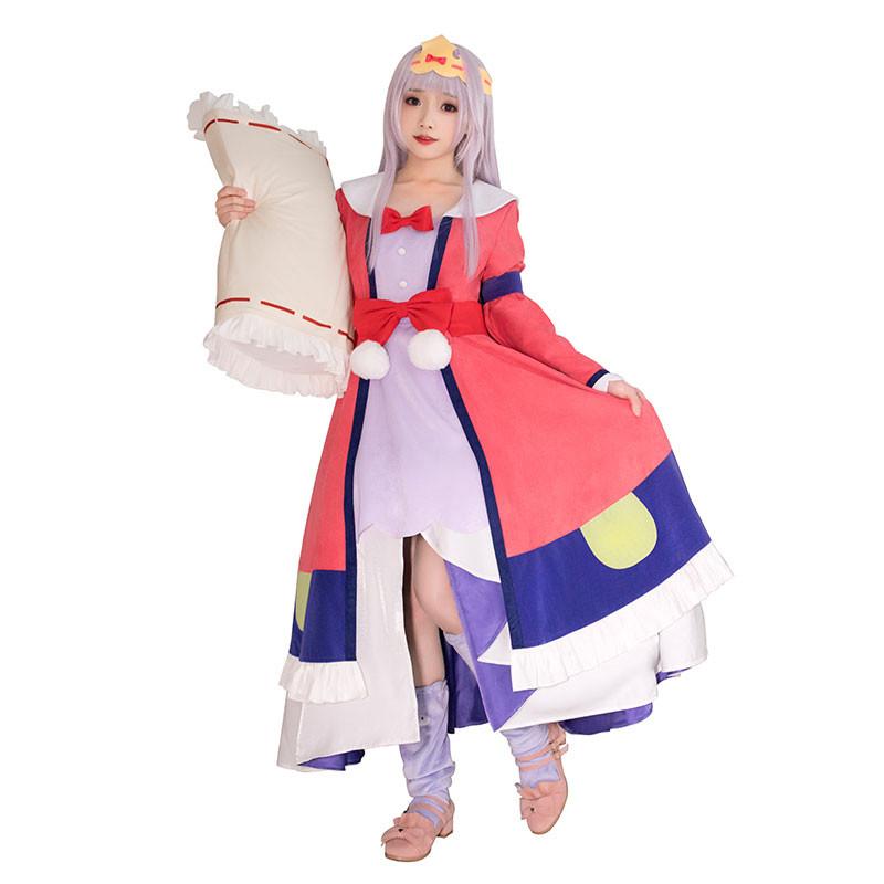 魔王城でおやすみ イェリスプリンセス 可愛い ドレス 寝巻 コスチューム