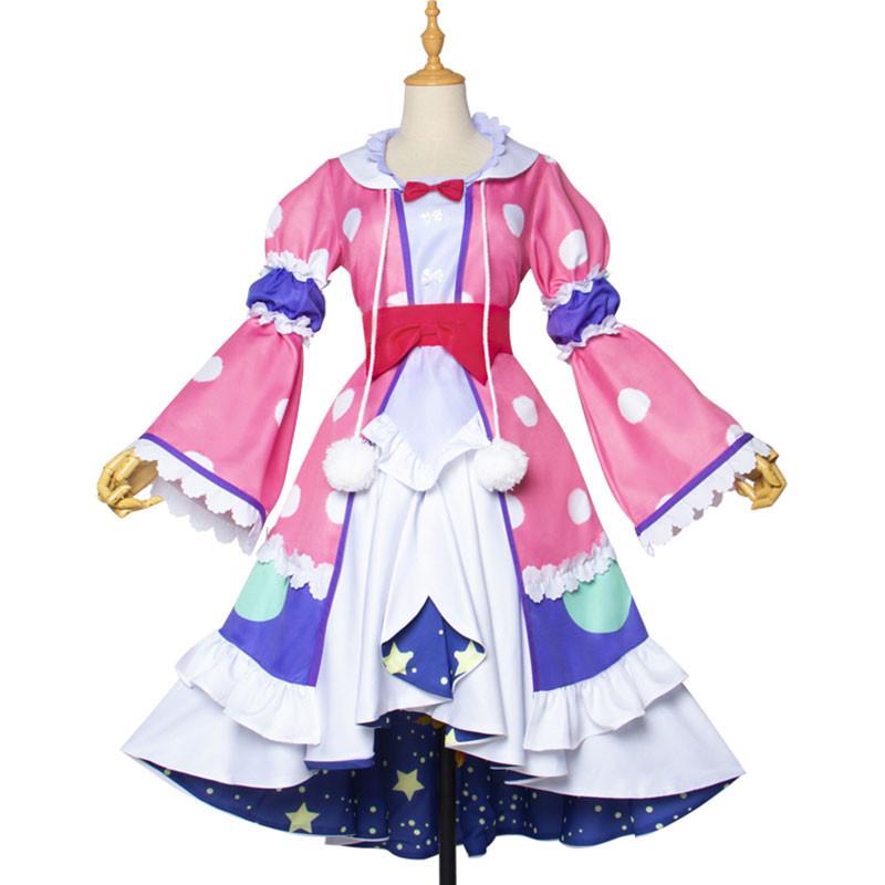 魔王城でおやすみ  イェリスプリンセス 可愛い  ドレス 寝巻  アニメ  コスチューム 仮装