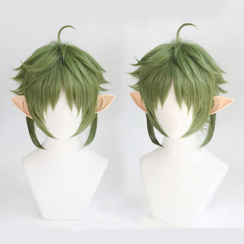 無職転生 異世界行ったら本気だす シルフィットウィッグ 緑髪