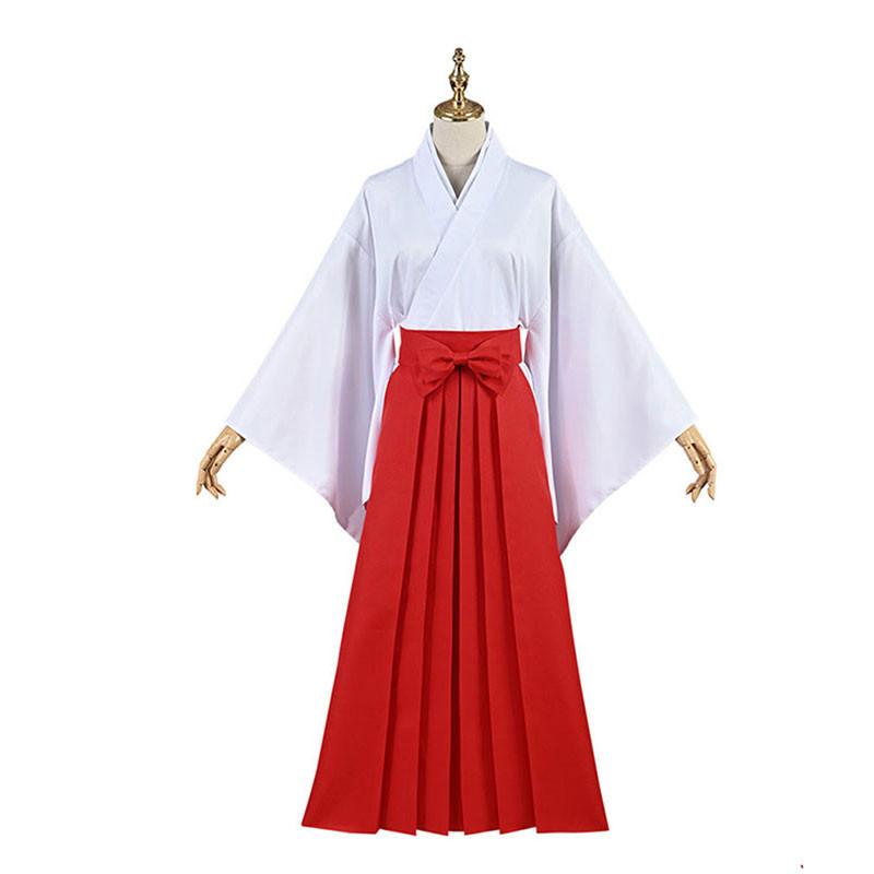大人気 呪術廻戦 庵歌姫 和装 コスプレ衣装