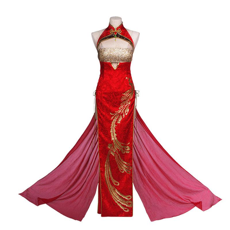 アズールレーン 大鳳 チャイナドレス 春の暁に鳳歌う 旧正月衣装