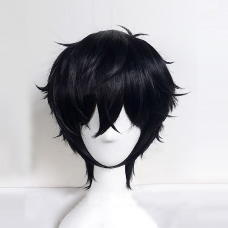 Persona5 ペルソナ5 主人公  ジョーカー ウィッグ 黒