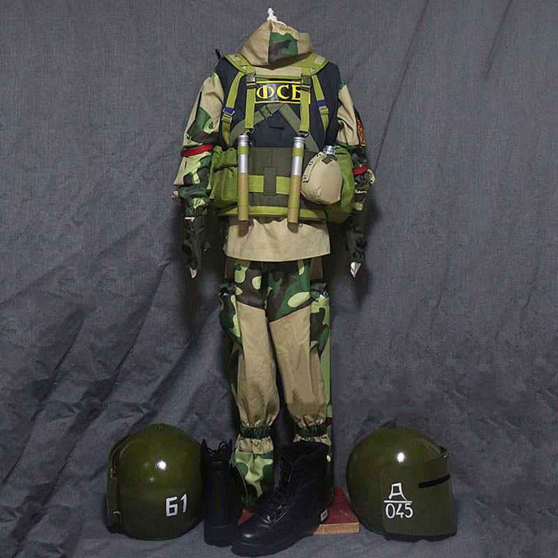 レインボーシックス シージ Tom Clancy`s Rainbow Six Siege 虹6 TACHANKA タチャンカ コスプレ衣装