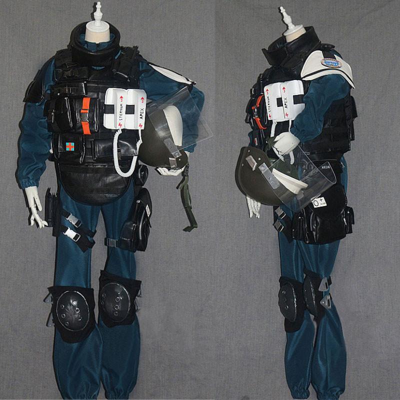 レインボーシックス シージ Rainbow Six Siege ドク DOC コスプレ衣装 セット