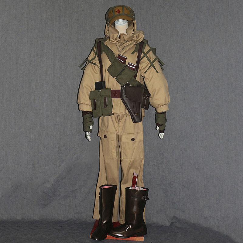 レインボーシックス  シージ Rainbow Six Siege カプカン KAPKAN コスプレ衣装 セット