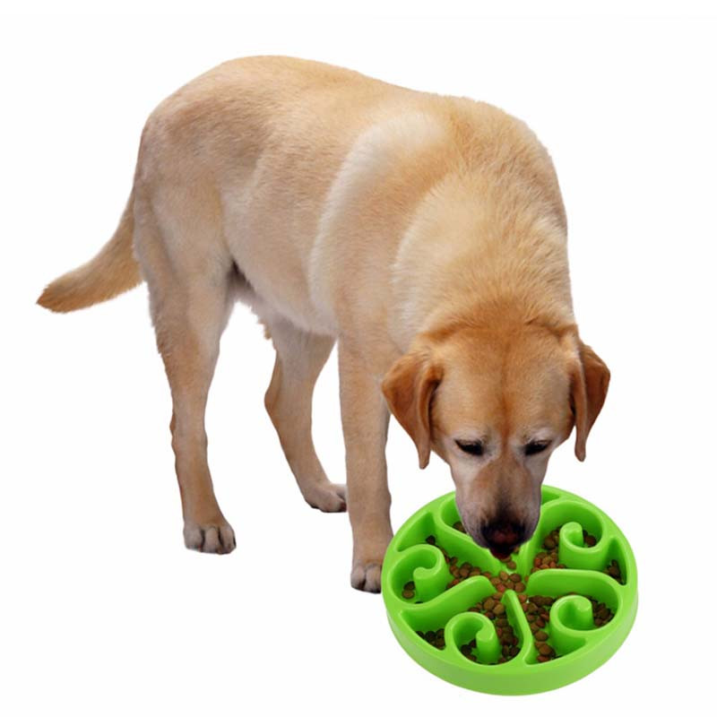 ペット用品 早食い防止 ペット食器 滑り止め 丸飲み防止 餌入れ 餌皿