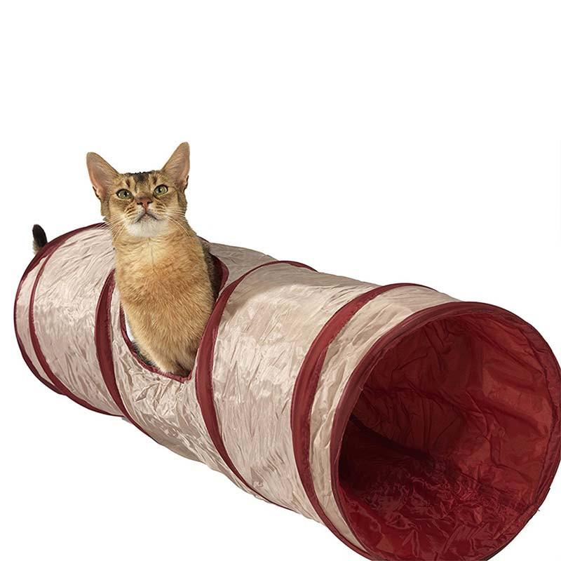 ペット用品 猫用 猫トンネル 猫のおもちゃ トンネル 訓練 キャットトンネル