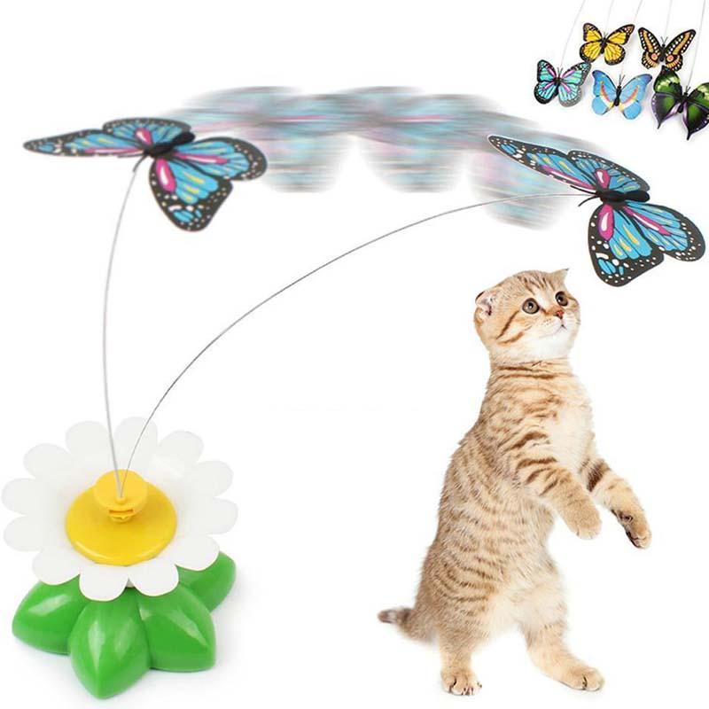ペット用品 猫用品 ネコ おもちゃ オモチャ 玩具 遊具 猫じゃらし ねこじゃらし 電動