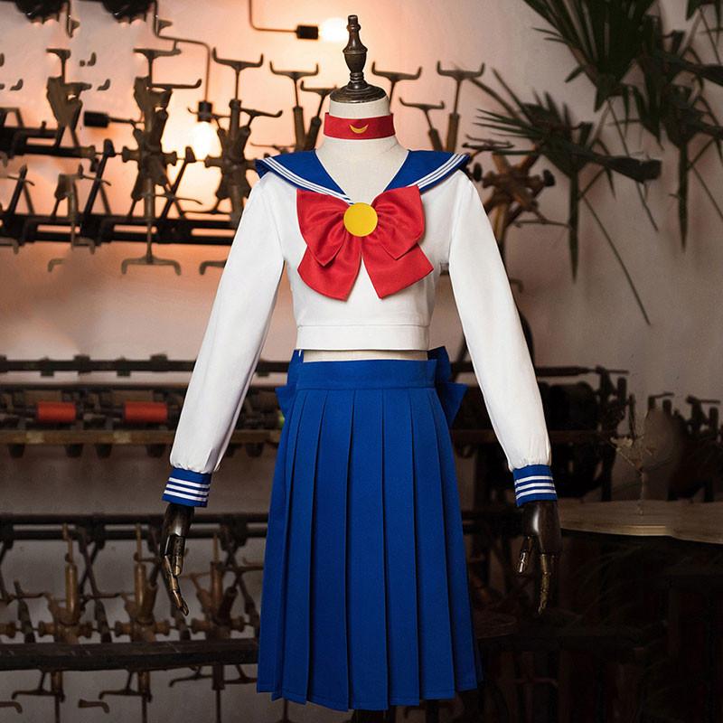 美少女戦士セーラームーン セーラー服 月野うさぎ 長袖 冬制服