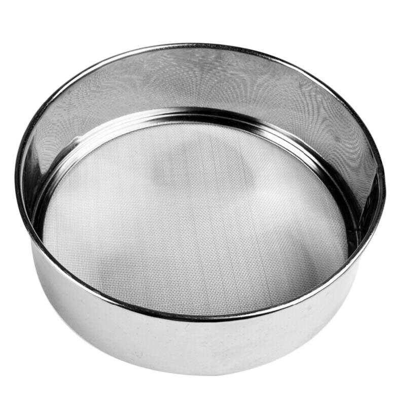 食器 調理器具 ステンレス製 粉フルイ 篩 6寸201