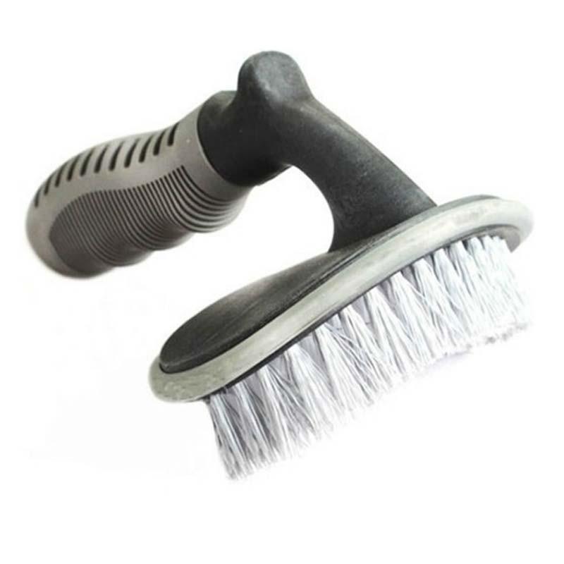車用 カー用品 洗車ブラシ タイヤ用 清掃 洗浄ツール ブラシ