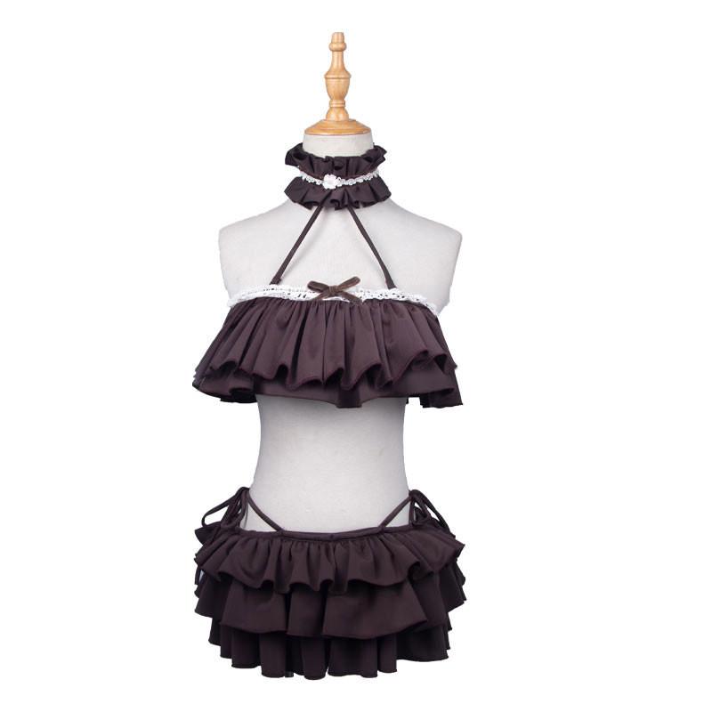 コスプレ衣装 SINoALICE シノアリス グレーテル 水着ガチャ/夏ガチャ 衣装 夏物 ビキニ 礼装.