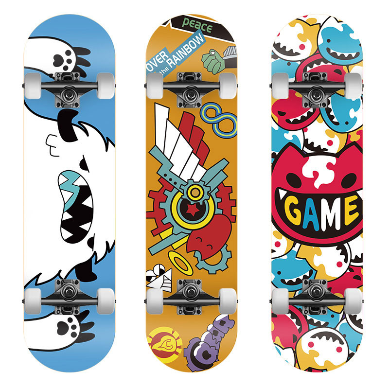 SK∞ エスケーエイト スケートボード 初心者ボード