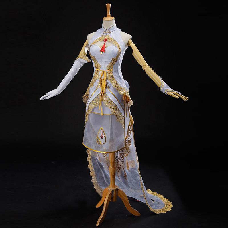 VOCALOIDボーカロイド 青鸾式 ミク チャイナドレス
