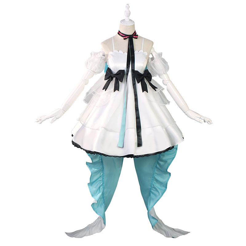 MIKU WITH YOU 2019 舞い踊るフェアリー ボーカロイド 初音ミク コスプレ衣装