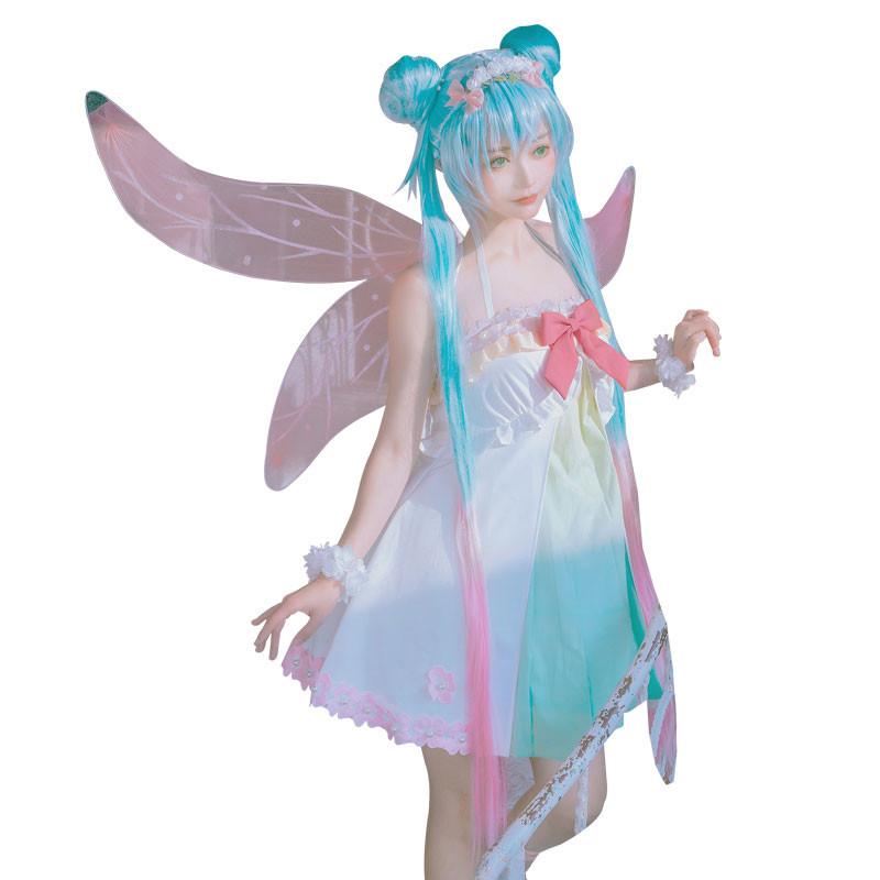 ボーカロイド 初音ミク 春の妖精 ドレス