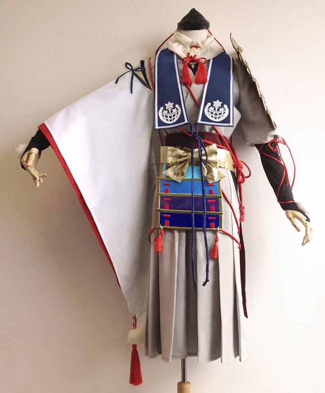 刀剣乱舞 刀剣男士  今剣 いまのつるぎ コスプレ衣装