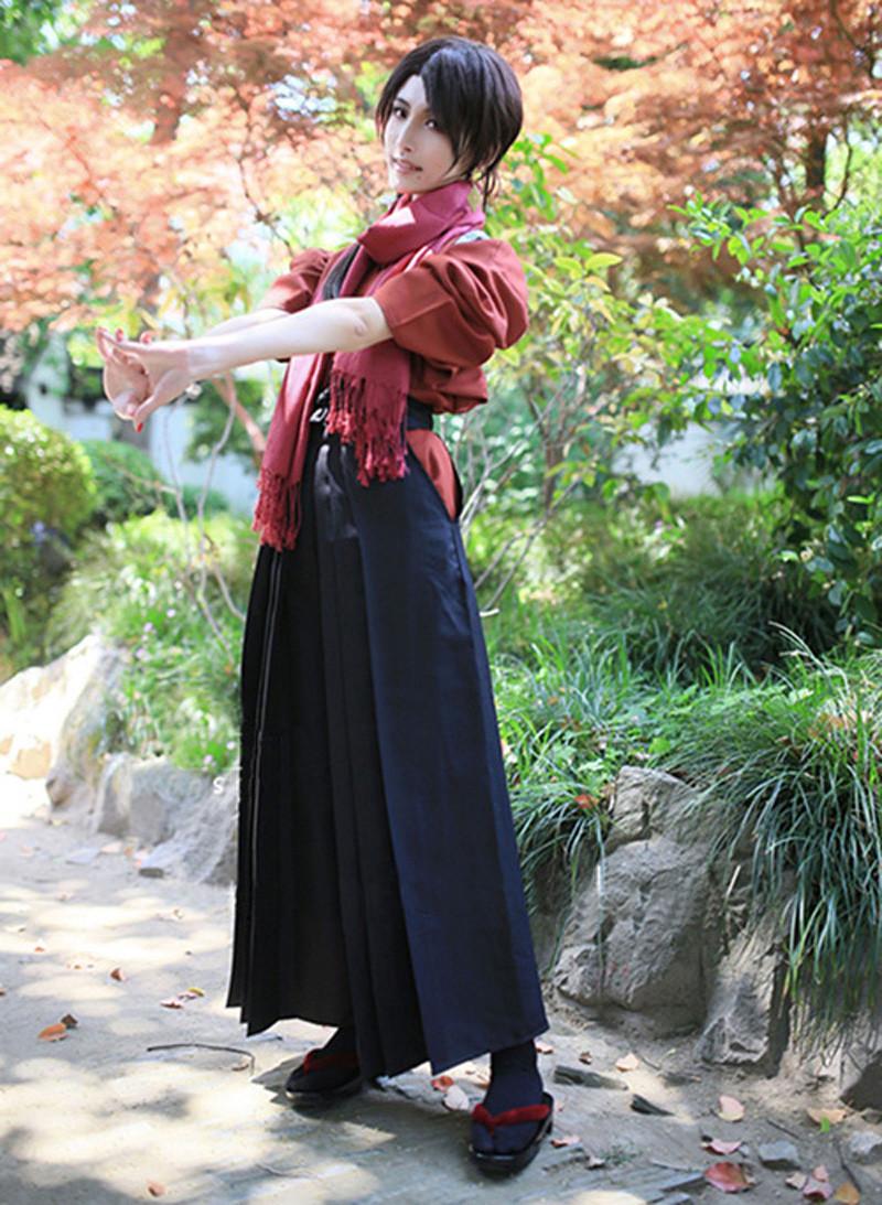 刀剣乱舞 刀剣男士  加州清光 かしゅうきよみつ コスプレ衣装 着物 和服
