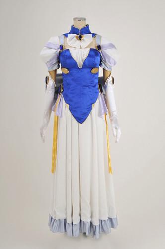夜明け前より瑠璃色な フィーナ姫 コスプレ衣装セット