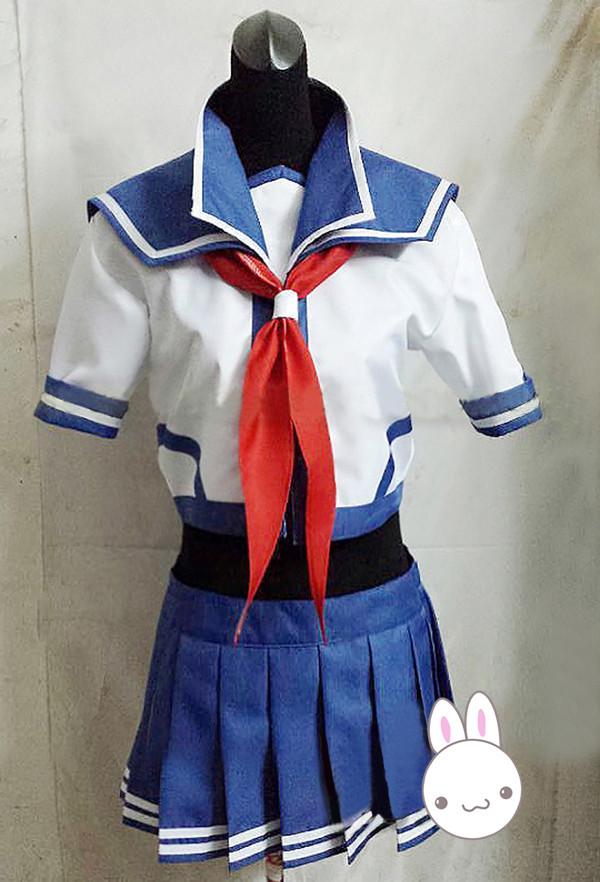 艦隊これくしょん -艦これ- 加古改二 かこかっこいい セーラー服 コスプレ衣装