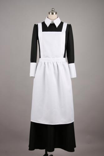 オリジナル★メイド服 コスチューム★ブラック衣装
